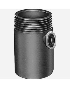 Smith 2697 Auxillary Inlet Fitting-Caulk Outlet