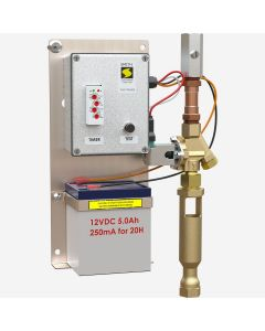 Smith 273 Singular Trap Primer - 12V Battery Operated