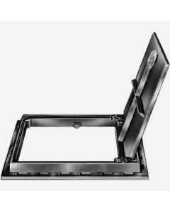 Smith 4915 Square or Rectangular Frame with Secured Cover