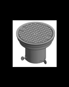 Wade 8709 Encased, Mild Temperature, Narrow Wall Hydrant