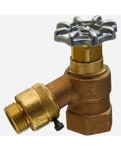 Smith 5675-H Hose Valves Bent Nose with Vacuum Breaker