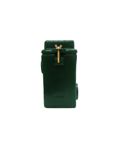 Josam 61030-1 Solids Interceptor - Cast Iron, Top Access, Fixture Trap Type