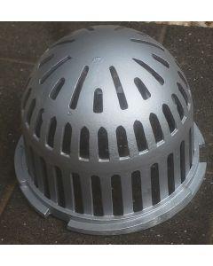 """8"""" Round Aluminum Dome"""