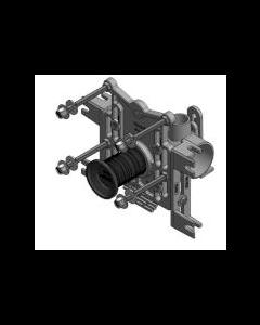 Wade 314 Horizontal, Adjustable Water Closet Support (Low Flow Optimized)