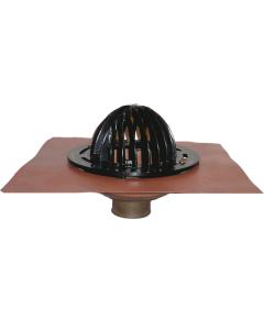 Thunderbird Copper Bottom Outlet Drain