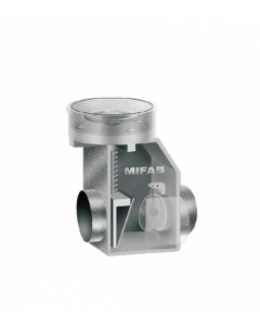 MIFAB BV1300 Manually Operated Gate Type Backwater Valve