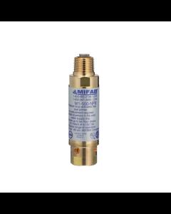 MIFAB M-500-NPB Pressure Drop Activated Trap Seal Primer