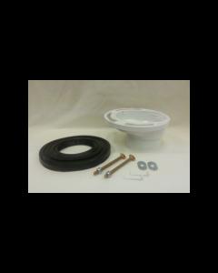 Flush-Fit Closet Flange Kit, PVC
