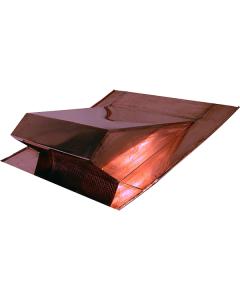 Copper Low Profile Attic Roof Vent