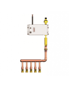 MIFAB MI-300 Electronic Trap Seal Primer with Air Gap, Distribution Unit and Control Panel