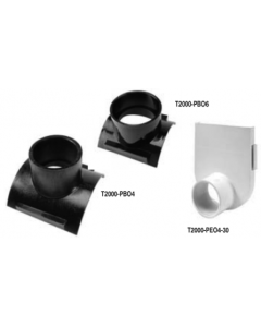 MIFAB T2000 Accessories Outlets