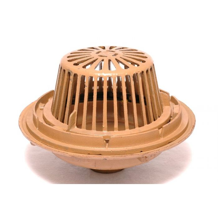 Smith 1010 Roof Drain Complete Roof Drain Assemblies Standard Complete Roof Drains