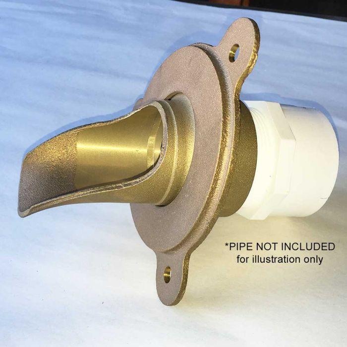 Zurn Z199 Downspout Nozzle