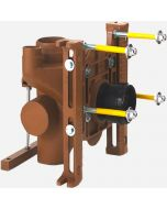 Smith 0230Y-M54-XX Vertical Fittings Extra Heavy Duty 750 Lbs. for Siphon Jet Water Closet