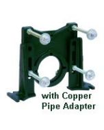 """Josam 11008 Closet Carrier with 4"""" Copper Pipe Adapter"""
