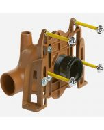 Smith 0208Y Horizontal Fittings for Siphon Jet Water Closets Shallow Rough-In Type-No Hub
