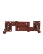MIFAB MC-51 Concealed Arms with Adjustable Plate