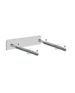 MIFAB MC-54 16'' Long Concealed Arms with Fixed Steel Plate