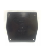 "6"" Backwater Valve Lid, ABS"