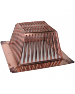 Copper Dome Strainer