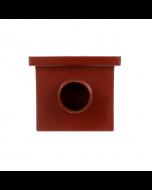 "MIFAB F1560 12"" x 12"" Heavy Duty Area Drain with Internal Trap and Sediment Bucket"