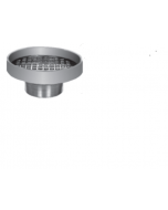 Smith Suffix F37 Adjustable Strainer with Round Recessed Grate