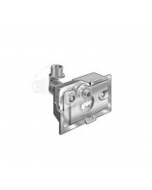 MIFAB MHY-55 Moderate Climate Encased Narrow Wall Hydrant