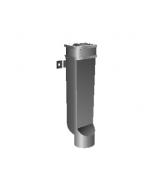 "MIFAB R1520 5"" x 4"" Rectangular Downspout Boot"